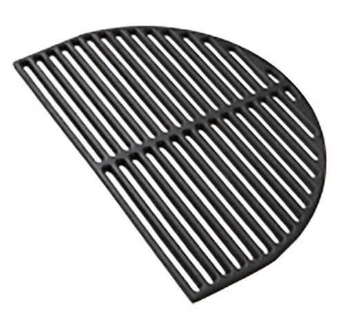 Primo PRM363 Half-Moon Cast Iron Grate for Oval 200 Series Grill