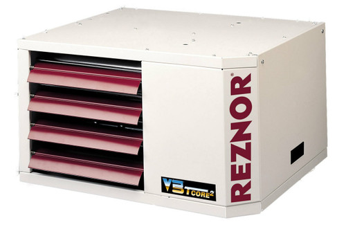 Reznor UDAP-150 150,000 BTU V3 Power Vented Gas Fired Unit Heater
