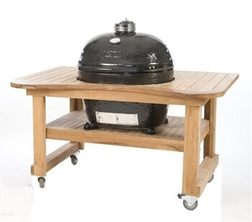 Primo PRM600 Cypress Table for Oval 400 Grill