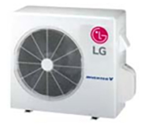 LG LAU240HYV1 24000 BTU Art Cool Premier Outdoor Unit