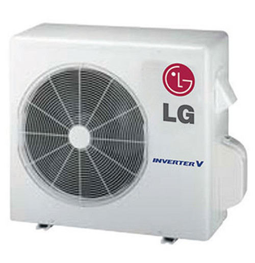 LG LSU363HLV 33000 BTU High Efficiency Extended Pipe Outdoor Unit