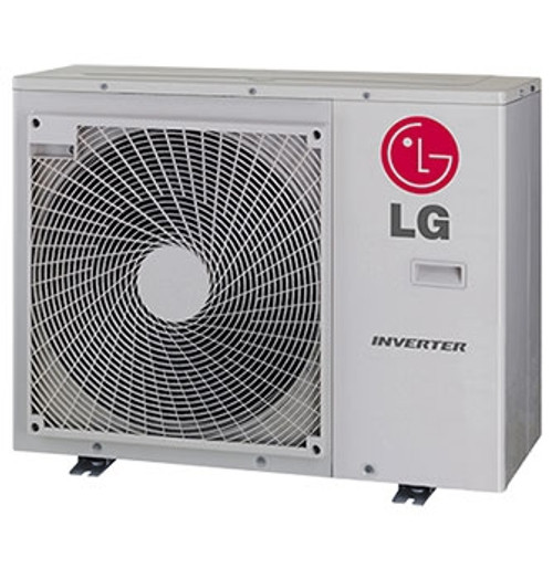 lg lmu24chv 24000 btu tri zone mini split air conditioner heat. Black Bedroom Furniture Sets. Home Design Ideas