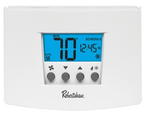 Robertshaw RS6220 7 Day Digital Programmable Thermostat
