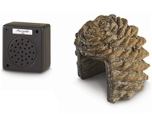 RH Peterson Real Fyre PCC-1 Pine Cone Cover and Crackler