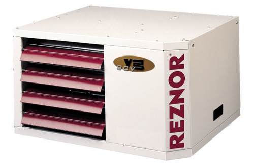 Reznor UDAS-200 200,000 BTU V3 Vent Gas Fired Separated Combustion Unit Heater
