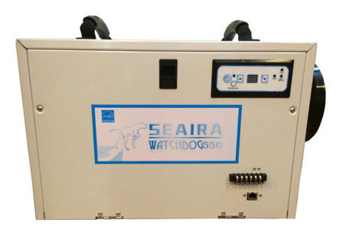 Seaira WatchDog 550 55 Pints Per Day Crawl Space Dehumidifier