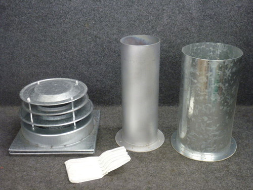 Williams Furnace Company 9801 Vent Cap and Tubes for Direct Vent Furnaces