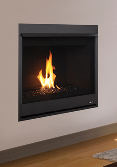 "Superior DRC2033REP 33"" Direct Vent Fireplace, Rear Vent Merit Series"