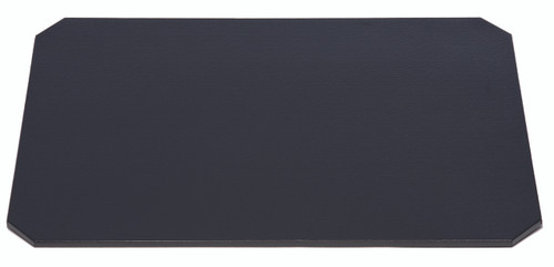 Williams Furnace Company 4163 Floorboard for Hearth Heaters - Black for 50K and 65K BTU Heaters