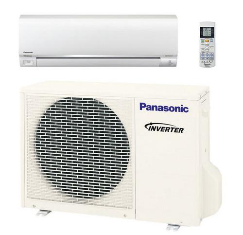 Panasonic E12RKUA 11500 BTU Single Zone System - Heat Pump