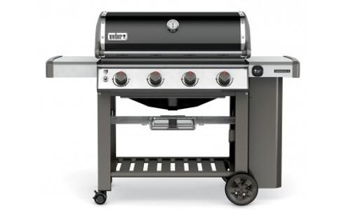 Weber 62010201 Genesis II SE-410 Freestanding Gas Grill - Black - LP