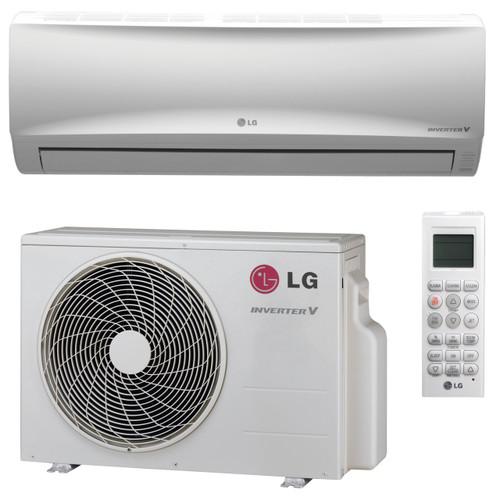 LG LS240HEV1 22000 BTU Mega Series Single Zone System with Heat Pump