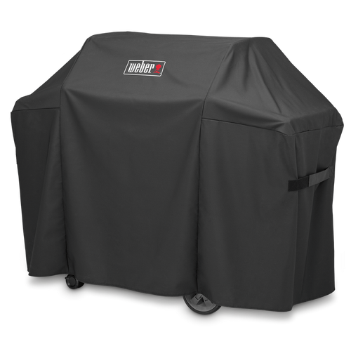 Weber 7132 Premium Grill Cover for Genesis II and Genesis II LX 600 Gas Grills