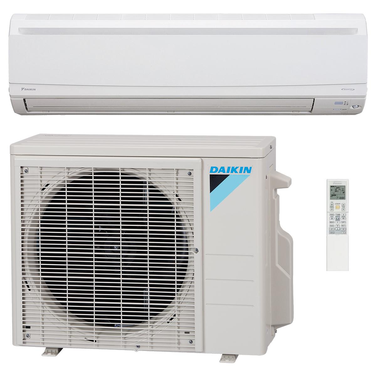 Daikin 24000 Btu 20 Seer Mini Split Heat Pump Ftxs24lvju Rxs24lvju Inverter Air Conditioner Wiring Diagram Lv Series