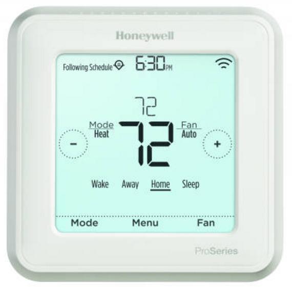 Honeywell T6 Thermostat Wiring Problems - Online Schematic Diagram •