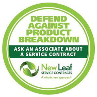 New Leaf CappU  Yr Extended Service Warranty Commercial Appliance