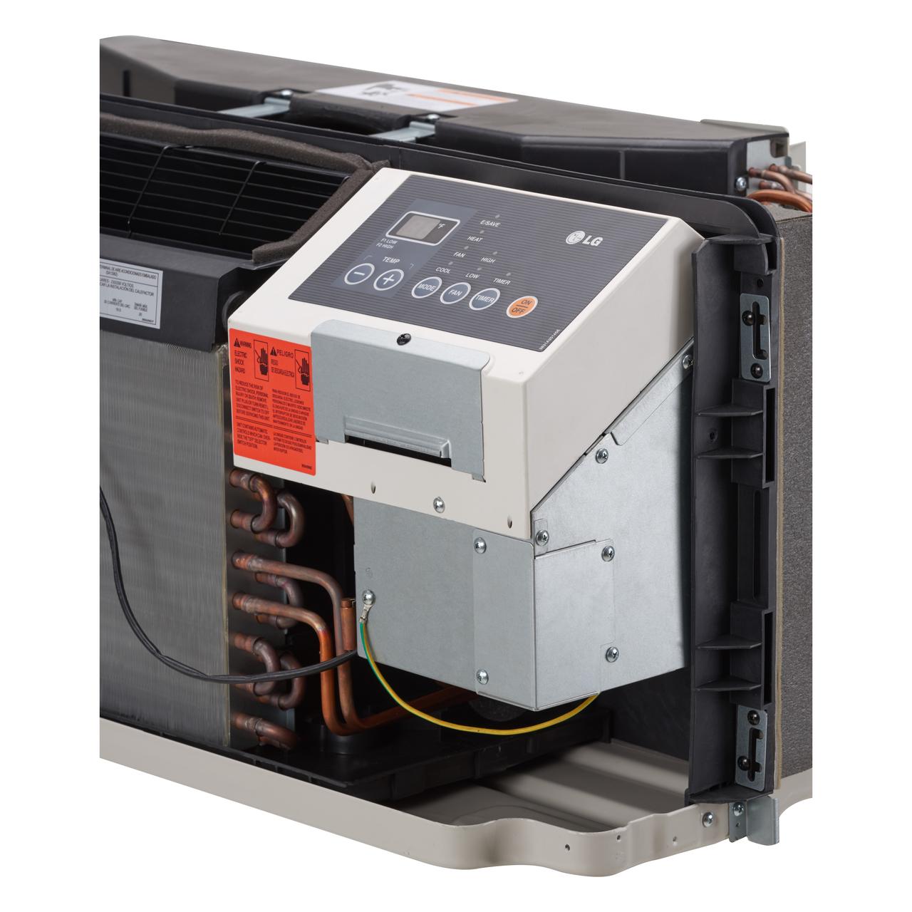 Lg Lp073hduc 7000 Btu Ptac Air Conditioner Heat Pump Wiring Diagram And Parts List For Amana Airconditionerheat
