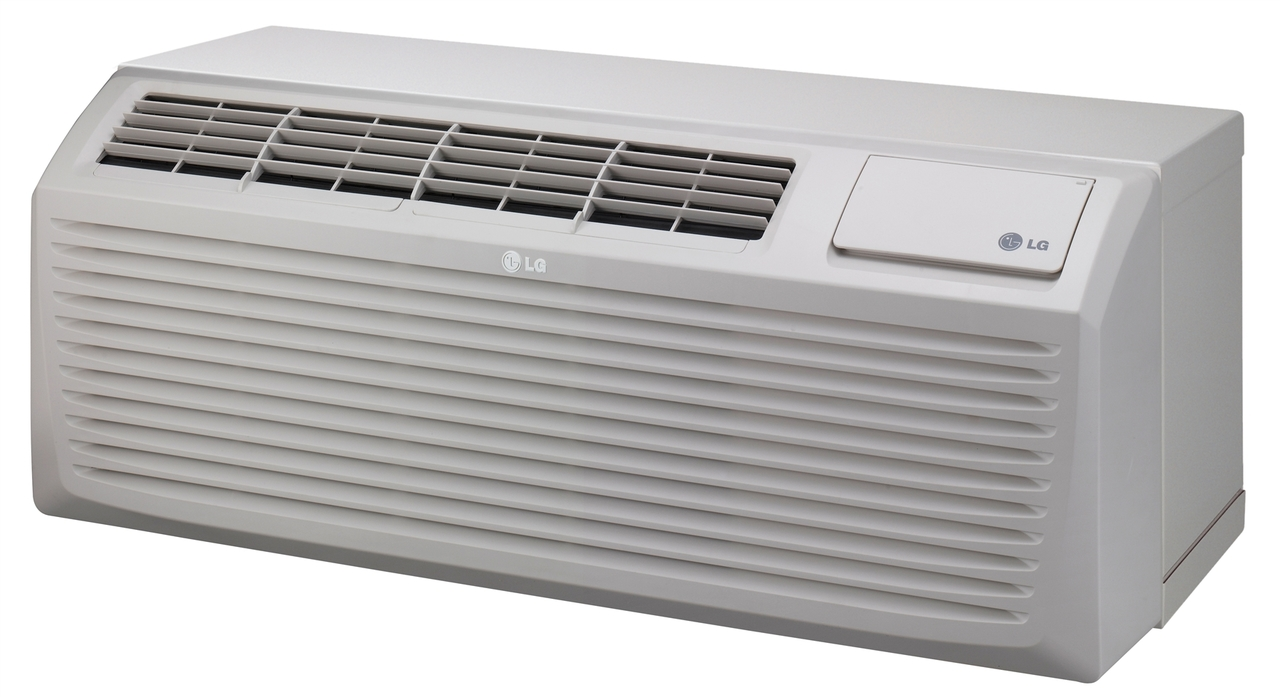 Lg Lp123hduc1 12000 Btu Ptac Air Conditioner Electric Heat