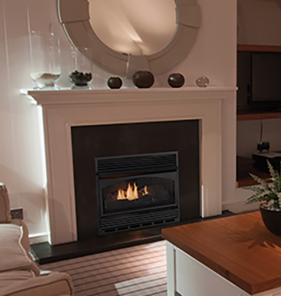 superior gas fireplace direct vent superior vcm3026zt vent free gas fireplace system proseries