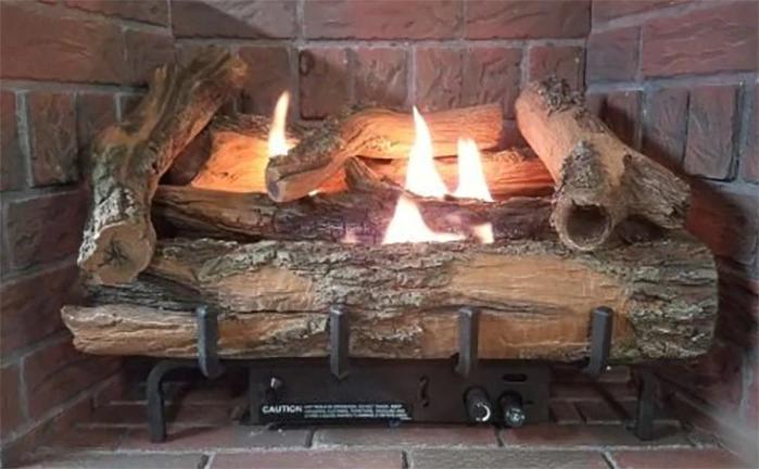 Everwarm Ewvf36 36 Quot Vent Free Firebox