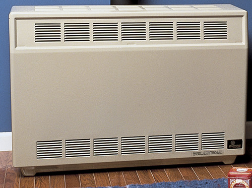 Empire Rh25 25000 Btu Vented Console Heater