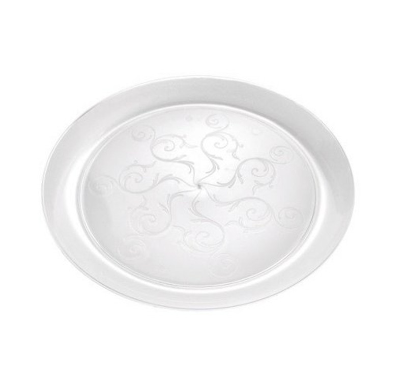"Savvi Serve 10"" Plastic Plates"