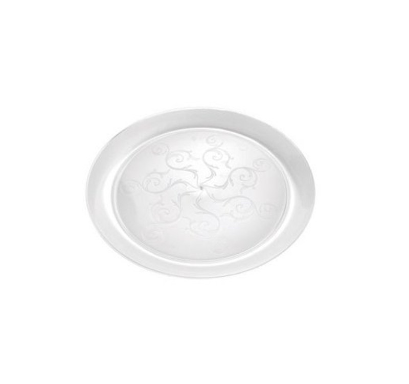 "Savvi Serve 6.25"" Plastic Plates"