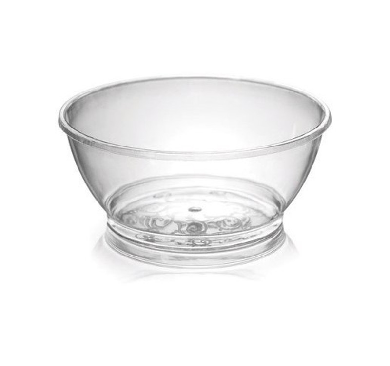 Savvi Serve 6 oz. Plastic Bowls