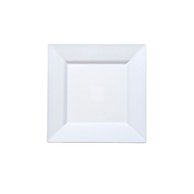 Elegant square disposable plates. Perfect for a classy dinner parties or weddings.  sc 1 st  Partytrends.Ca & Solid Squares 4.5