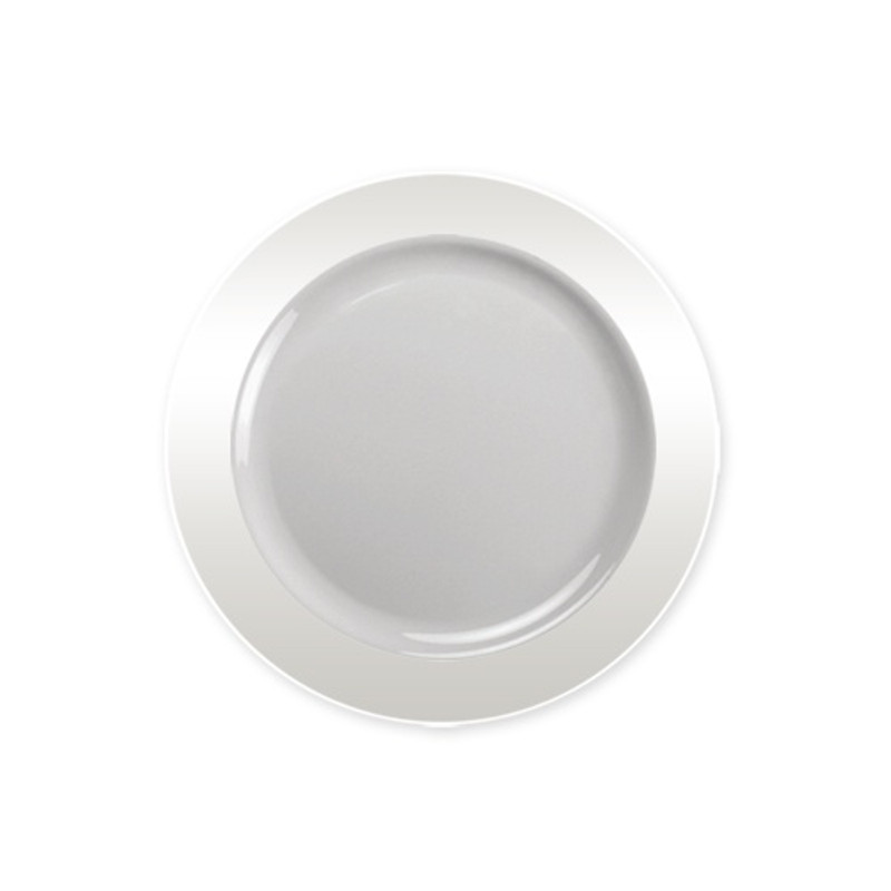 Lillian elegant round disposable plates. Perfect for a classy dinner parties or weddings.  sc 1 st  Partytrends.Ca & Lillian Magnificence 6.25