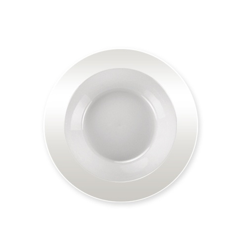 Lillian Magnificence 14 oz. Clear Plastic Bowls