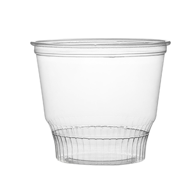 8 oz Clear Plastic Dessert Cups