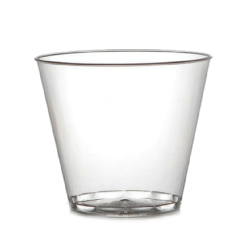 Savvi Serve 5 oz. Old Fashioned Plastic Tumblers