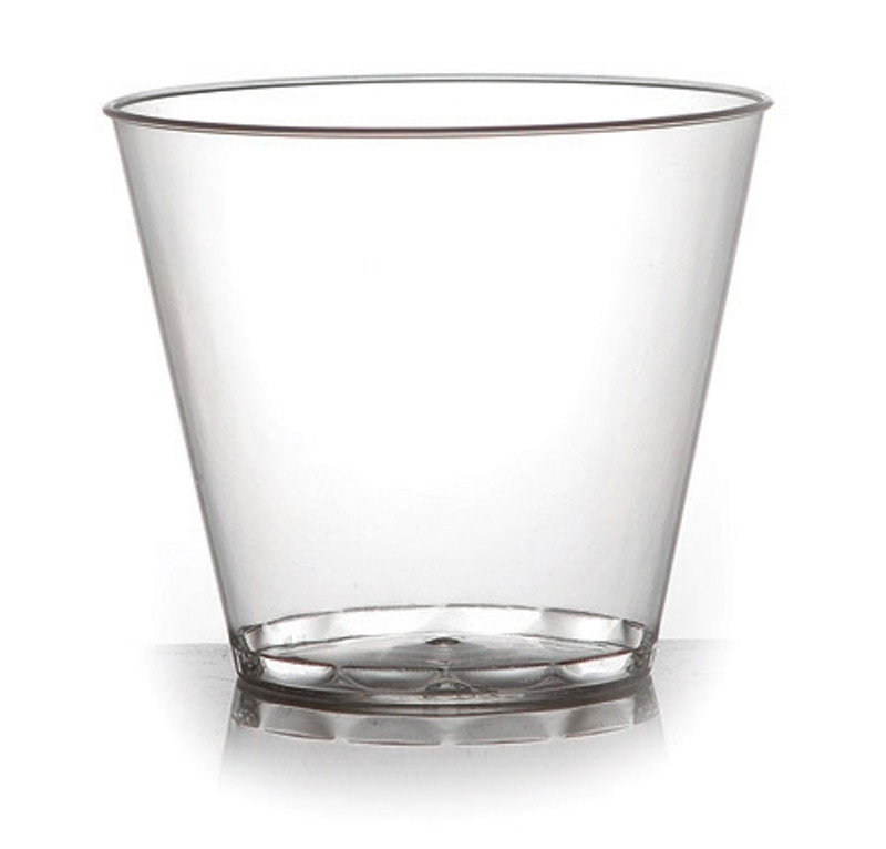 Savvi Serve 9 oz Old Fashioned Plastic Tumblers