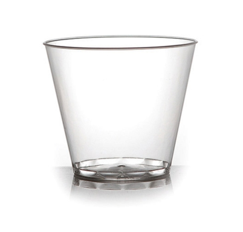 Savvi Serve 5 oz Old Fashioned Plastic Tumblers