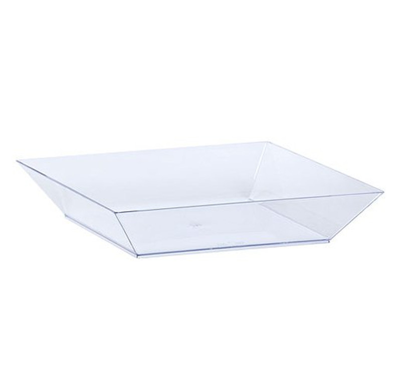 Lillian Mini Square Plastic Presentation Trays