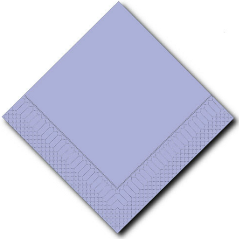 Lillian Periwinkle Lunch Napkins