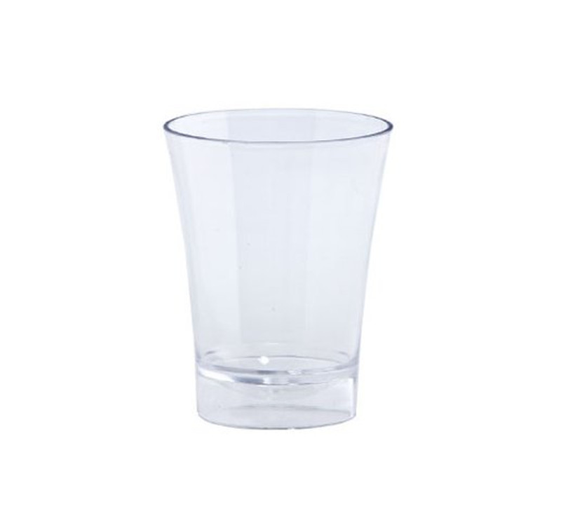 Lillian 2 oz. Plastic Shot Glasses