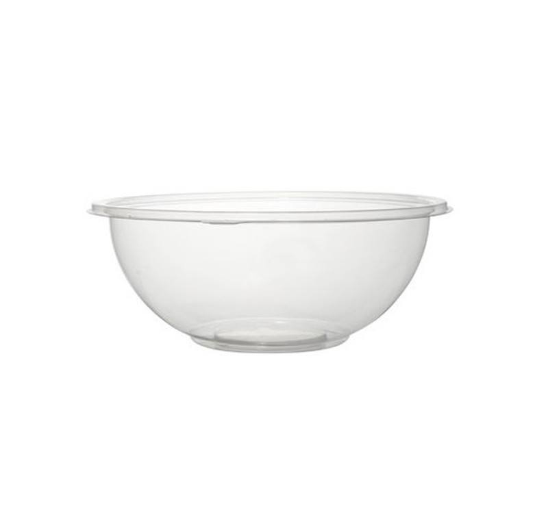 Super Bowl 48 oz. Clear Plastic Serving Bowls
