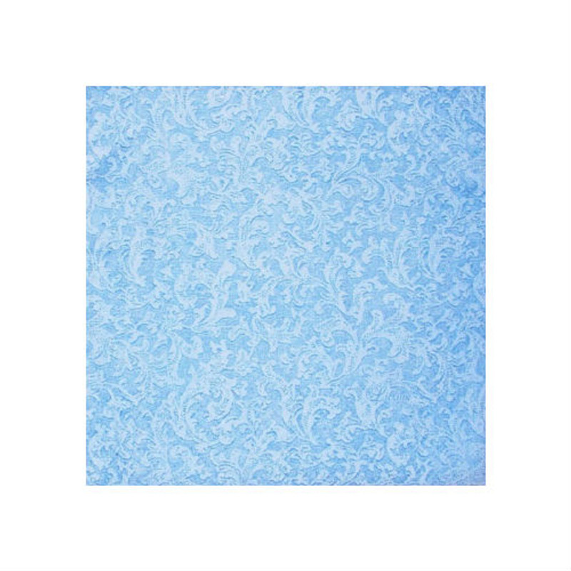 Blue Texture 3-ply Beverage Napkins