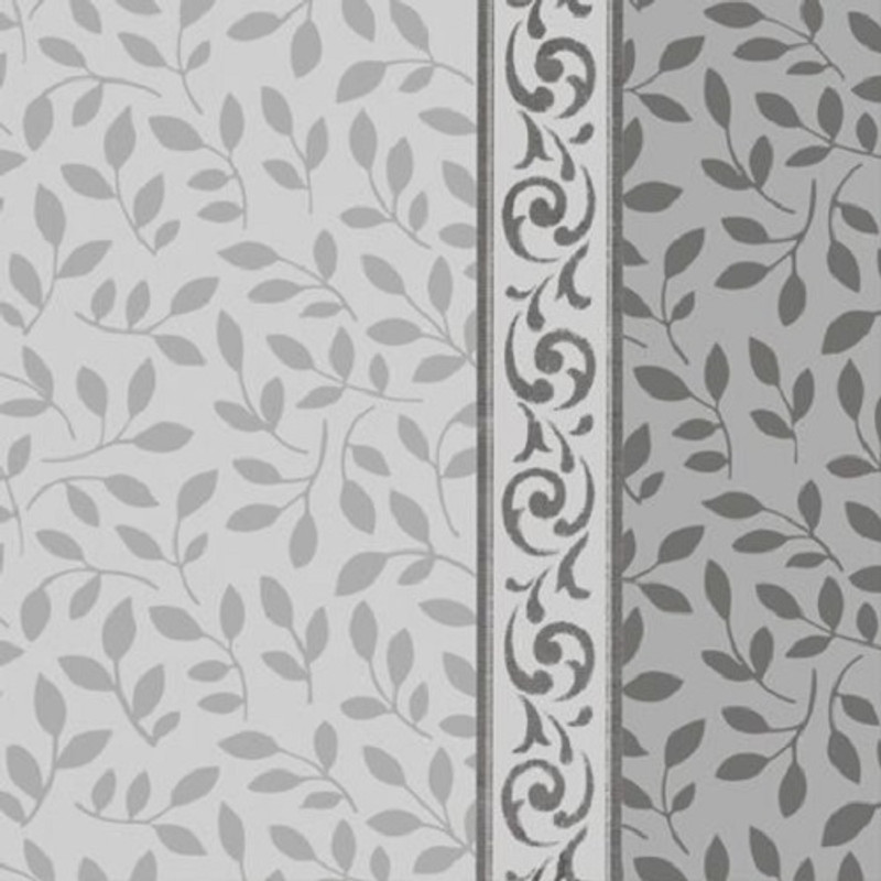 Decorline Everleaves Silver Lunch Napkins