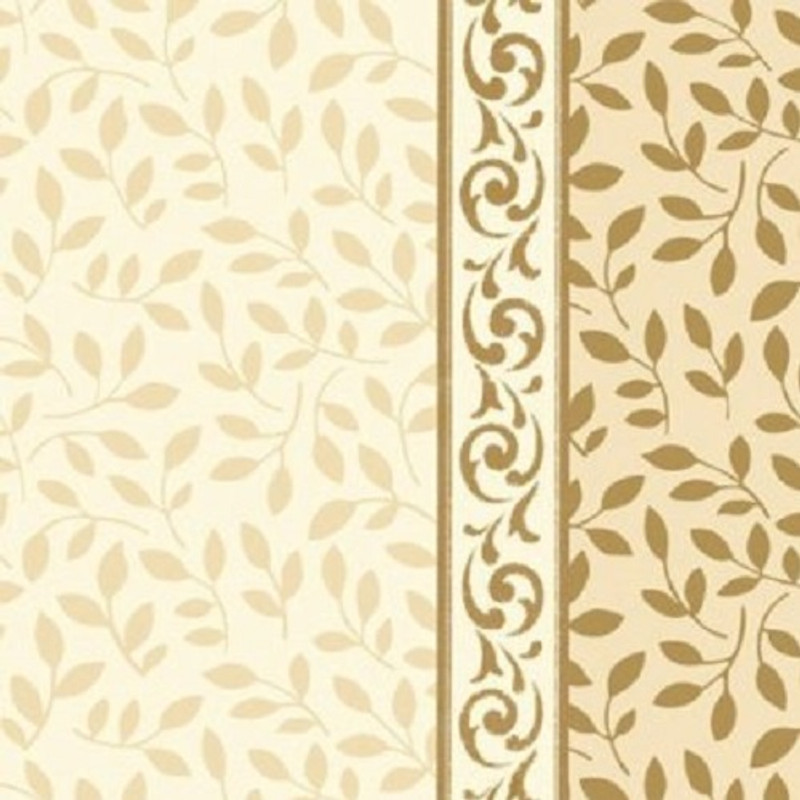 Decorline Everleaves Gold Lunch Napkins