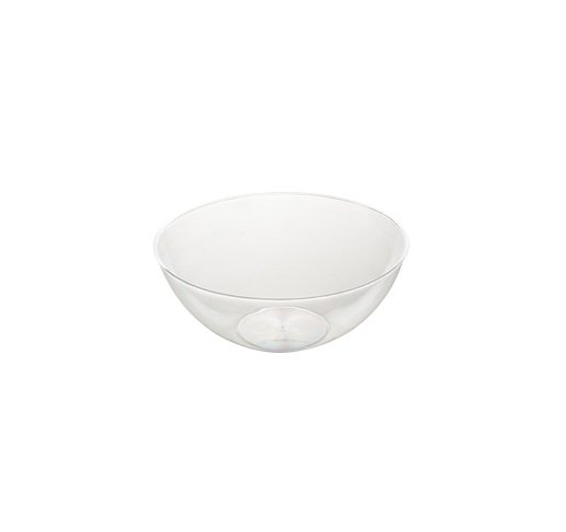 60 oz. Clear Plastic Serving Bowl