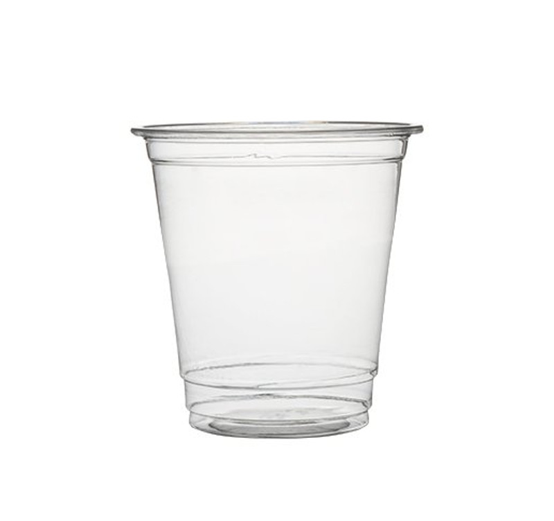 8 oz. Clear Plastic Smoothie Cups