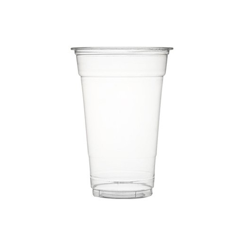 10 oz. Clear Plastic Smoothie Cups