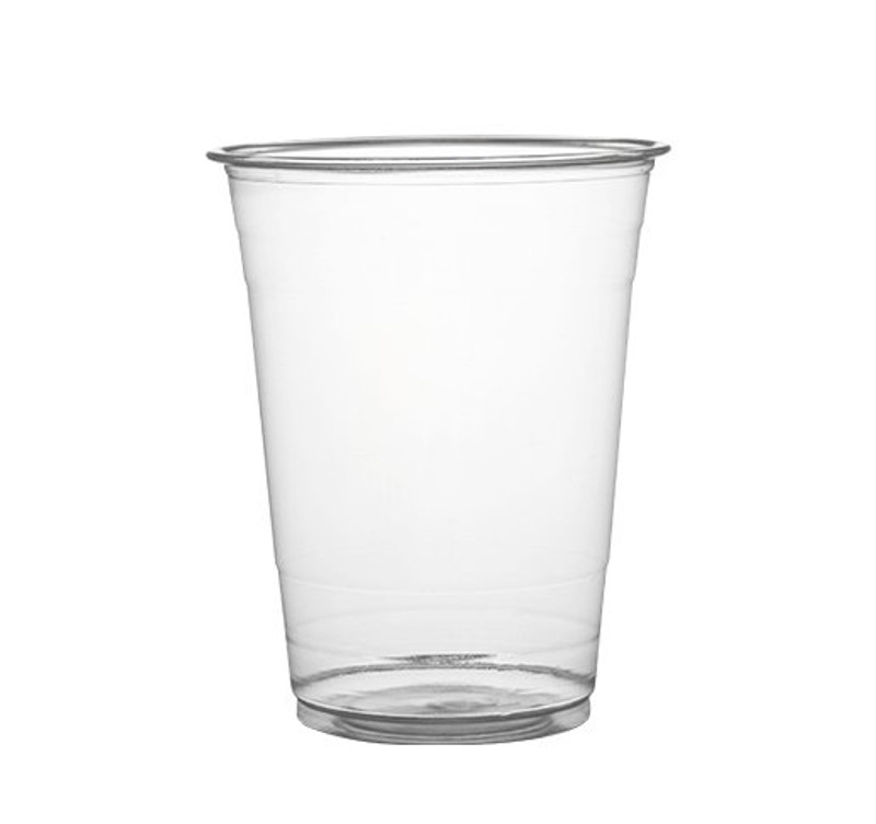 16 oz. Clear Plastic Smoothie Cups