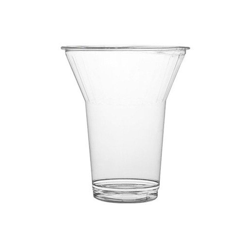 10 oz Clear Plastic Parfait Cups