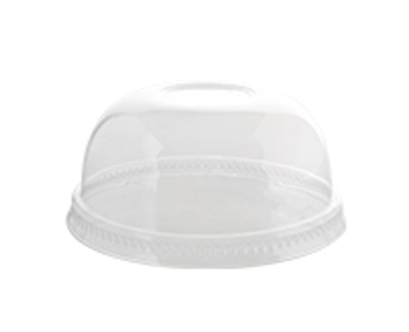 Parfait Cup Dome Lids No Hole
