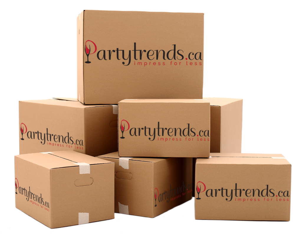 Partytrends Canada the number one #1 party supply store in Toronto. Fine disposable dinnerware and catering supplies sold in both wholesale and retail.