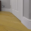 Torus Type 1 MDF Skirting Board in HDF Fitted - 150mm x 18mm